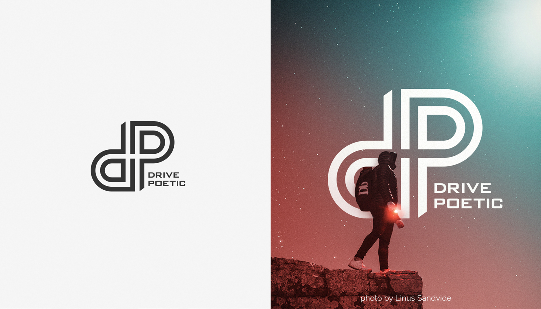 Paul_Molina_Graphic-Design_Drive_Poetic_Logo
